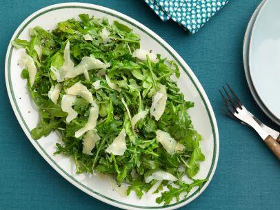 Arugula Salad Adventures