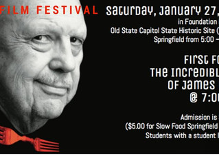 Foodies and Film Buffs