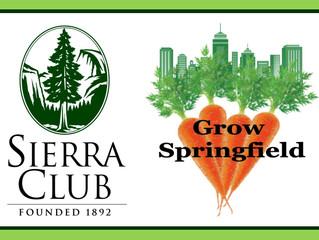 Sierra Club presents Grow Springfield!