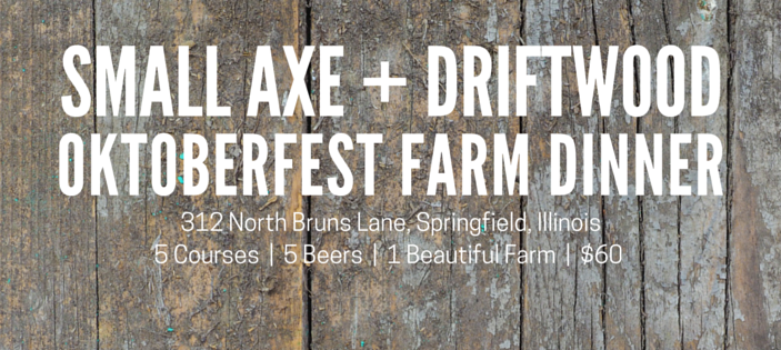 Oktoberfest on Small Axe Farm