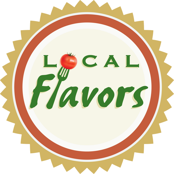 Local Flavors Dinner Menus August 14th