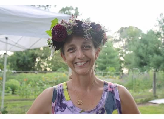 Meet Becky Newton of Wren's Gate Garden and Studio