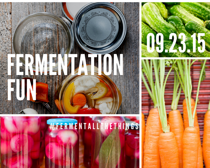 Fermentation Fun with Chef Greg Christian