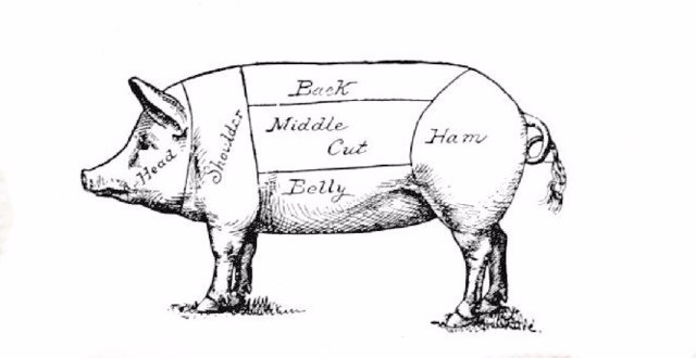 Nose to Tail Heritage Pork Dinner at Maldaners- Nov. 20th