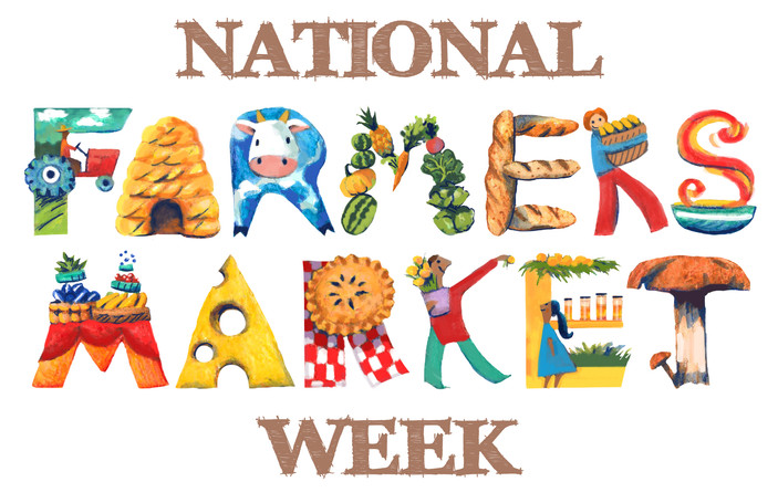National Farmers Market Week Events in Springfield: Aug. 7 - 13