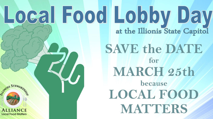 Register for Local Food Lobby Day, March 25th!