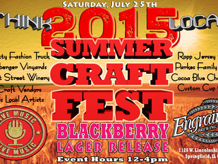 Local Brewery Will Host First Annual Summer Craft Fest on Saturday, July 25th