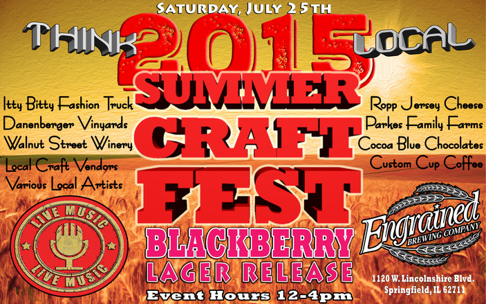 Summer Craft Fest!