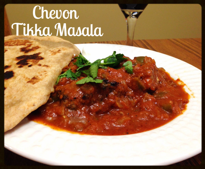 Featured Recipe: Chevon Tikka Masala