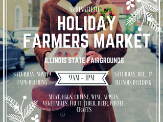 Springfield Holiday Farmers Market