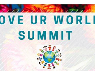 Love UR World Summit   October 13th, 4:30 PM at Southwind Park