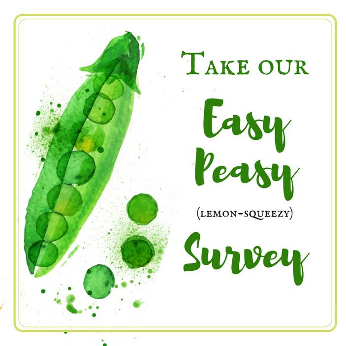 Eat Local Challenge Survey