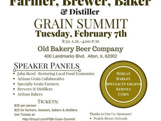 Grain Summit, Alton, IL.  Tuesday, February 7th 8:30am-4:00pm