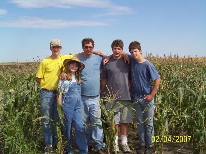 Meet Brian Severson of Brian Severson Farms, Inc.
