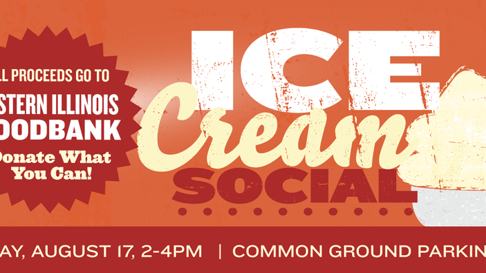 Common Ground Ice Cream Social Benefit