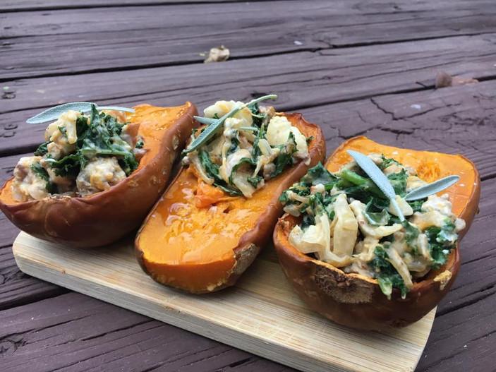 September Meal Plan: Week 4- Winter Squash