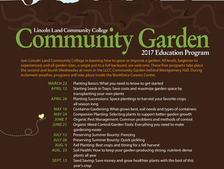 LLCC Community Garden Education Program