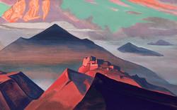 שקיעה. הר שטרובאיה MOUNT