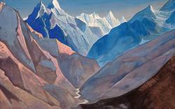 הר מרו. להול MOUNT MERU LAHUL