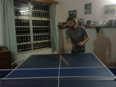 Ping Pong Practice