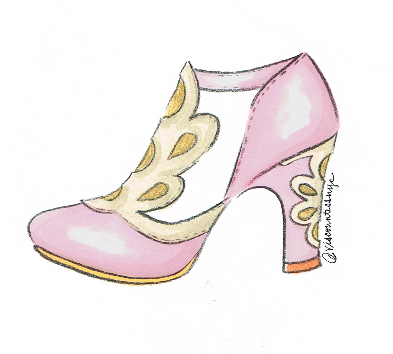 Jasmine Shoe