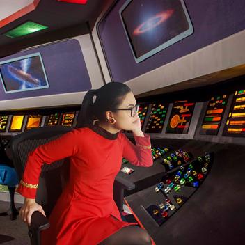 Lt. Uhura Uniform, Star Trek Costume