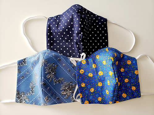 Fitted Facemasks (Select Prints)