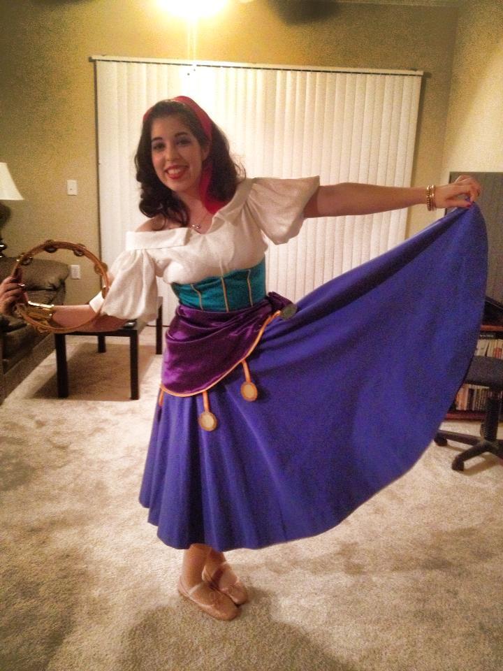 Esmeralda Cosplay