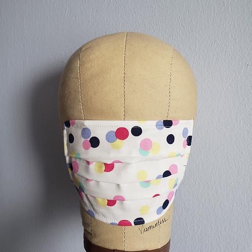 Confetti Dot Facemask