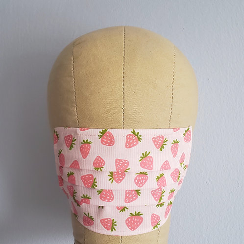 Strawberry Facemask