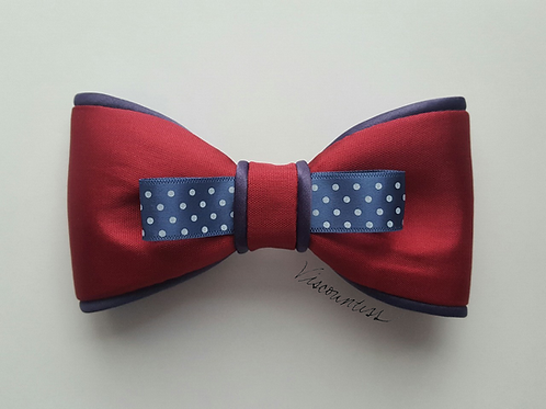 Katherine Newsies Bow