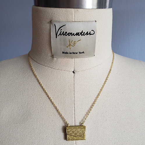 Far Too Many Notes Necklace