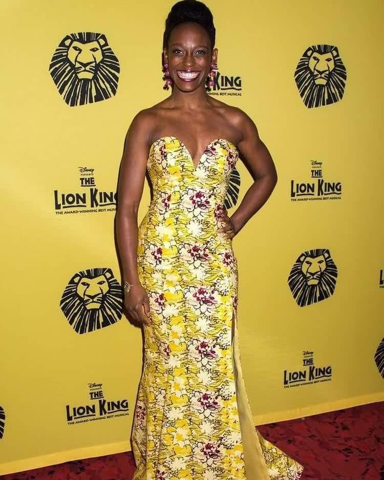 Kimberly Marable, Lion King 20th Anniversary Gala