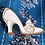 Thumbnail: Christine Daae Lair Shoe Enamel Pin