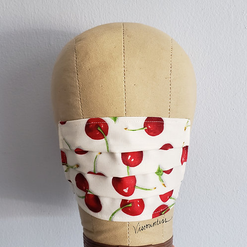 Cherry Facemask