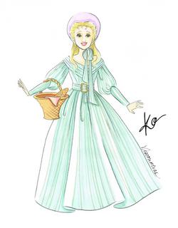 Cosette Mint Dress