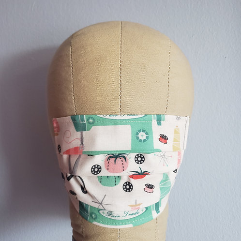 Sewing Station Facemask