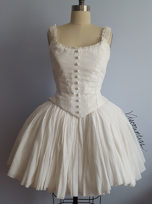 Degas Ballerina Costume