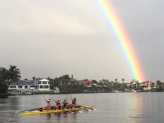 School Rowing/Junior Development Squad starts for Term 2