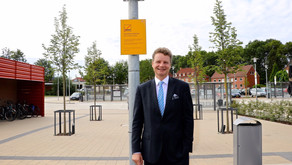 Beeck begrüßt Initiative zu neuer Bahnstrecke
