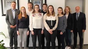 Beeck besucht BBS Wirtschaft Lingen