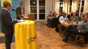 Macht die Pflegekammer Sinn oder nicht? Diskussionsabend der FDP in Lingen mit Sylvia Bruns MdL