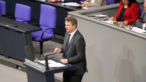 Beeck künftig auch Mitglied im Ausschuss für Wirtschaftliche Zusammenarbeit und Entwicklung