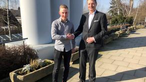 Beeck nominiert jungen Berufstätigen aus der Grafschaft Bentheim für das PPP