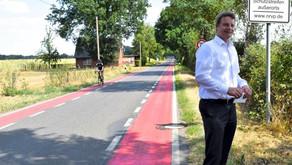 FREIHAUS-2: Schutzlose Radfahrer in Niedersachsen