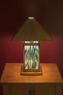 Arts & Crafts Style Lamp