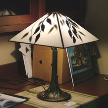 Crown of Leaves Lamp