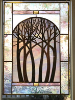 Trees: Arts & Crafts Style