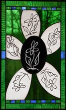 Custom Memorial Window