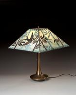 Bamboo & Swallows Lamp